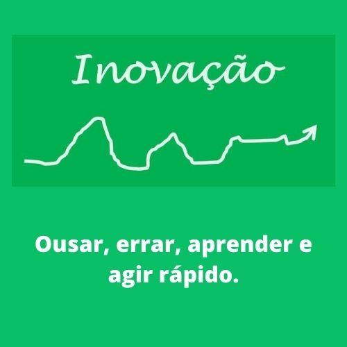 O difícil, tortuoso, mas maravilhoso caminho da inovação