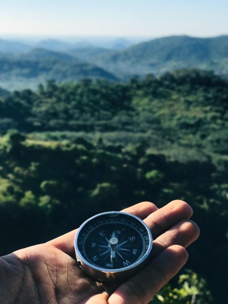 Para começar o processo de inovação é preciso mapear o terreno e localizar onde estamos
